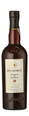Bottle shot - Delaforce, 'Curious & Ancient', 20 Year Old Tawny Port, Douro, Portugal
