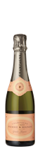 Bottle shot - Pierre Mignon, Brut Rosé, Champagne, France (37.5cl.)