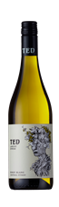 Bottle shot - Mount Edward, Ted Pinot Blanc, Central Otago, New Zealand