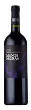 Bottle shot - Manos Negras, Stone Soil Select Malbec, Paraje Altamira, Uco Valley, Argentina