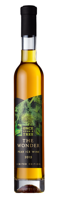 Once Upon A Tree, The Wonder Pear Ice Wine, Herefordshire, England, 2015
