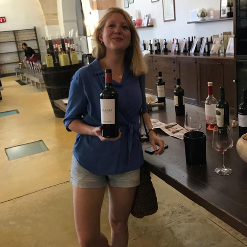 Simone Williams | Alliance Wine